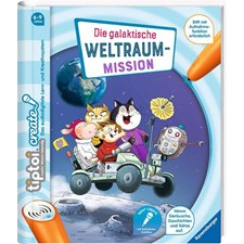 CREATE Weltraum-Mission