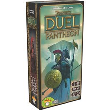 7 Wonders Duel Pantheon extansion (f)