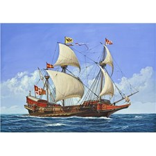 Plastikmodell Segelboot Spanish Galleon
