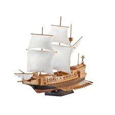 Plastikmodell Segelschiff Spanish Galleon Model- Set