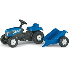 rollyKid New Holland blau