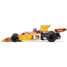 Lotus 72 Gunston 1974, Ian Scheckter Legend