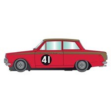 Ford Cortina, Alan Mann Racing