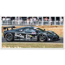 McLaren F1 GTR Le Mans 1995 NEW TOOL - Limited Edt
