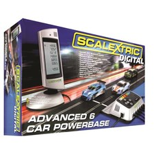 Digital 6-Car Powerbase