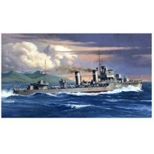 Plastikmodell Kriegsschiff British E-Class Destroyer