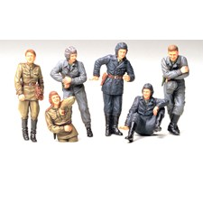 Plastikmodell Russian Army Crew