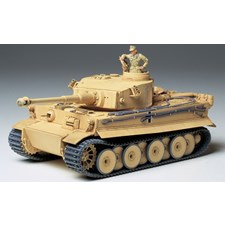 Plastikmodell Panzer German Tiger I Initial Production