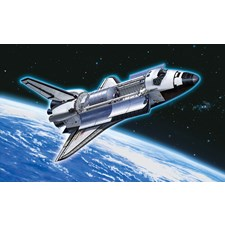 Plastikmodell Space Shuttle Atlantis