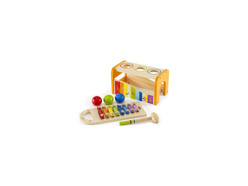 educo rollenspiel kinder xylophon und hammerspiel. Black Bedroom Furniture Sets. Home Design Ideas
